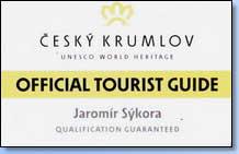 Oficiální průvodce města Český Krumlov